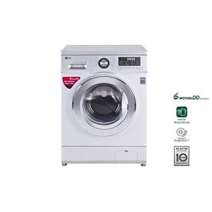 LG FH096WDL23 6.5 Kg Fully-automatic Front-loading Washing Machine