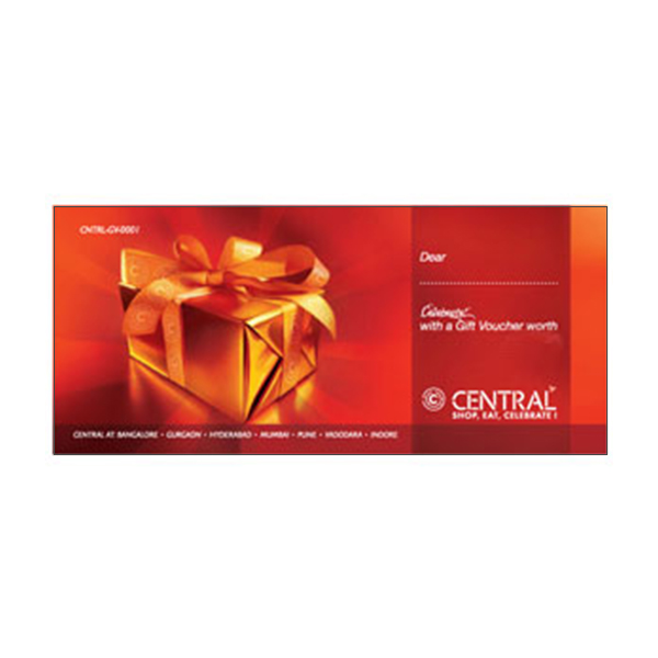 Central Mall Gift Voucher