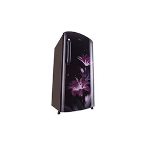 LG Direct-Cool Single-Door Refrigerator - 215 L